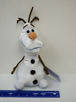Disney Frozen - talking Plush Olaf The Snowman - 8 Inches Tall - Ages 3 & Up