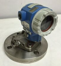 ENDRESS+HAUSER Deltabar S Differential Pressure Transmitter, FMD76-SBC7F4MPAA