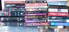 Vampire/Supernatural Book Lot-Anne Rice/Tiernan/Twilight Saga+Many More-25+Books