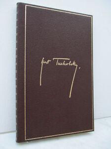 Kurt-Tucholsky-ENTHULLUNGEN-entnommen-gesammelten-Werke-Band-1-3-Goldschnitt