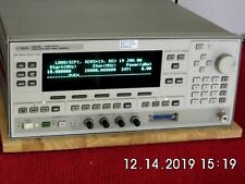 Agilent Hp 83623b With001008 High Power Synthesized Sweeper Exp Keysight Cal