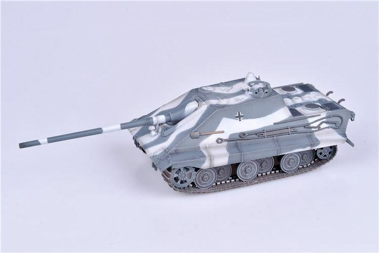 Modelcollect 1 72 German E-50 Jagdpanzer w 105mm Gun Winter Camo 1946 AS72133
