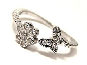 Toe-Ring-Sterling-Silver-Butterfly-Flower-accent-CZs
