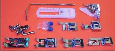Zigzag Pieds Pour SINGER SIMPLE 3116,2263,3221,3223,3232 Zipper Ficelage tuyauterie