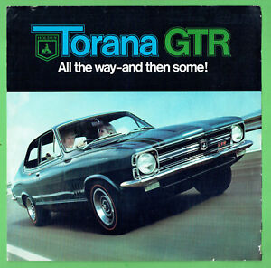 T119-1969-HOLDEN-TORANA-GTR-SALES-SPECIFICATION-PROMOTIONAL-SHEET
