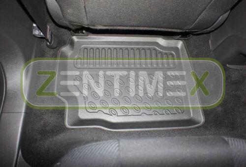 Premium-3D-TPE-Gummifußmatten für Ford Mondeo 5 Limousine Stufenheck 4-türer 221