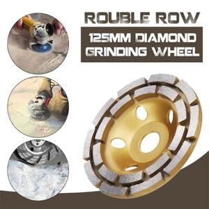 125mm DIAMOND GRINDING WHEEL BLADE TEIKUTA Us.pro SEGMENTED 2 X ROWS 20 segments