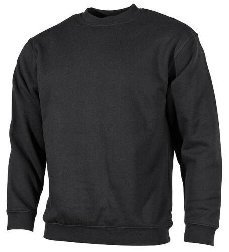 TOP Sweatshirt Pullover schwarz S M L XL XXL XXXL 4XL