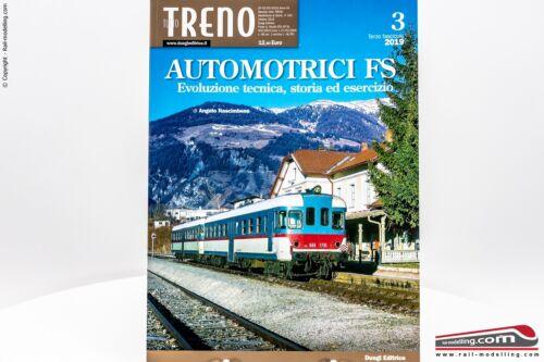 Fascicolo 3-2019 Automotrici FS Tutto Treno Modellismo e Storia 191