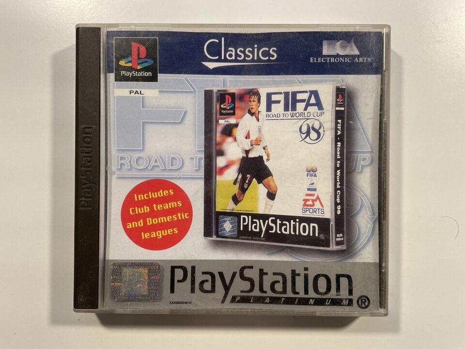 Fifa 98, PS