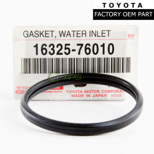 GENUINE TOYOTA 4RUNNER T100 TACOMA THERMOSTAT GASKET OEM 16325-62010