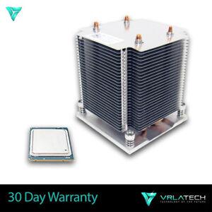 Intel Xeon E5-2650 V2 2.6 GHz 8 Core CPU Kit For Dell PowerEdge T620 Server
