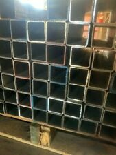 Overstock Bargain Priced Steel Tube Ends 18 Wall X 2 X 2 Square Tube