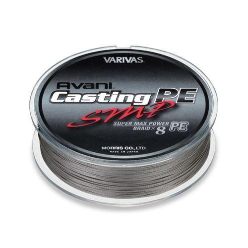 VARIVAS AVANI Casting PE SMP Super Max Power  5 Max 80lb 200m 8 BRAID PE LINE