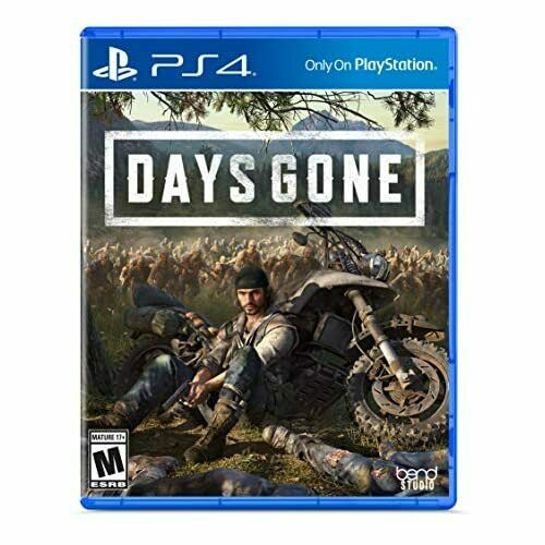 Days Gone For PlayStation 4 PS4 Very Good 2E