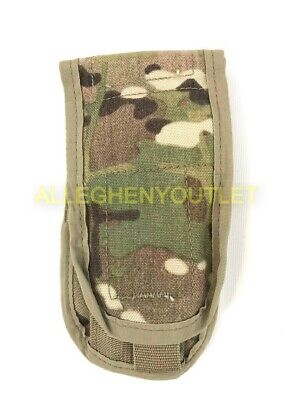 US Military New Style MOLLE Double Mag Magazine Pouch OCP Multicam VGC