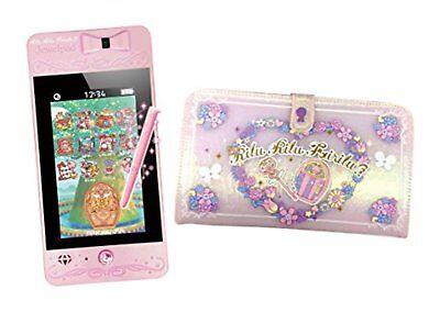 Figure Sanrio x Sega Rilu Rilu Fairilu camera Pearl White From Japan Toy