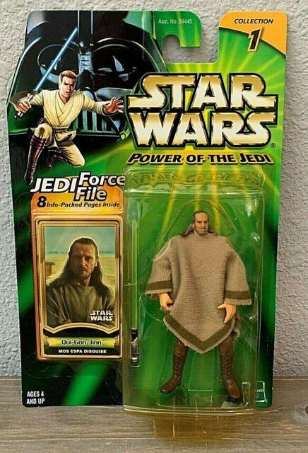 Mos Espa Disguise .0100 Star Wars-Qui-Gon Jinn