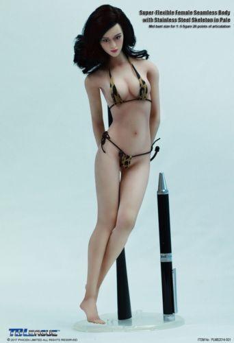 ¡envío gratis! Tbleague Phicen 1 6 Escala Modelo de cuerpo de mujer mujer mujer sin costuras mediados De Mama S01 cuerpo figura  envío rápido en todo el mundo