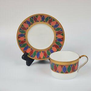 Faberge-KARSAVINA-Cup-amp-Saucer-Free-Shipping