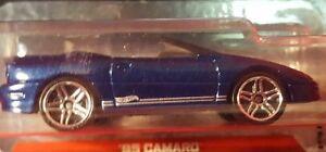 Image Is Loading Hot Wheels Chevy Camaro 50th Anniversary 039 95