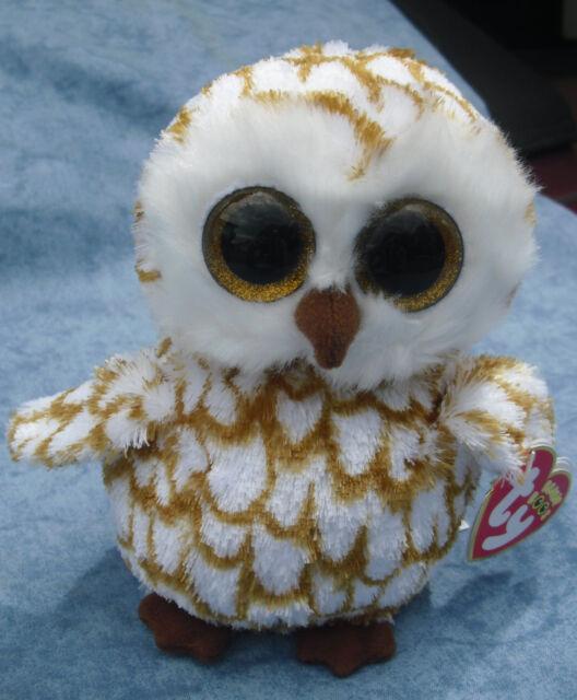 4ead68ba3be Ty Beanie Boo 15cm Plush - Barn Owl Swoops for sale online