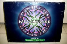 NEW/SEALED Who Wants To Be A Millionaire Board Game 2000 Pressman Ages 12+