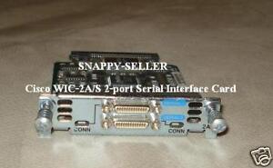 Genuine-Cisco-WIC-2A-S-2-port-WAN-Int-Card-2600-2610