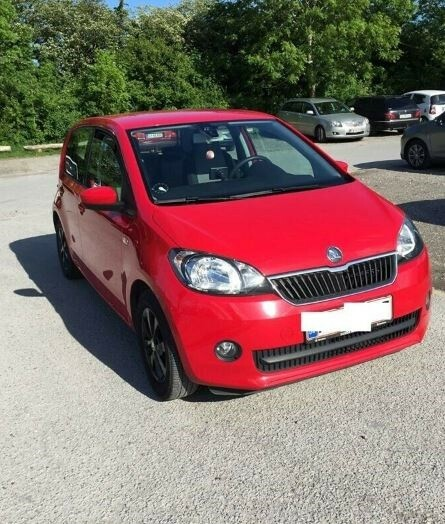 Skoda Citigo, 1,0 75 Ambition GreenTec, Benzin, 2013, km…