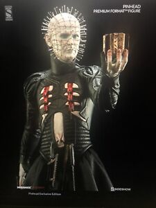 Sideshow Pinhead Premium Format Exclusive (432 of 600) New In Box