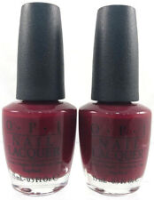 2 Opi Nail Lacquer Nl W52 Got The Blues For Red 0 5 Fl