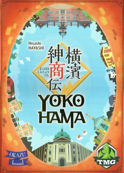 Yokohama Juego de Mesa por sabroso minstral Juegos Nuevo Y En Caja