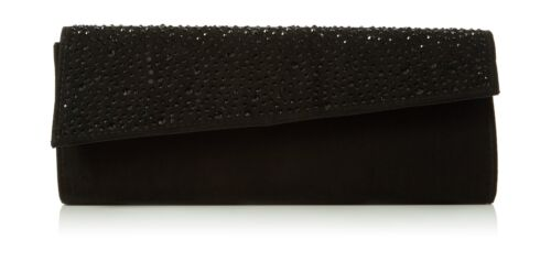 nero 2 Womens Black Clutch Dazzle Carvela awYBXq6w