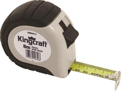 Draper Redline 69055 7.5 m//25 ft Soft Grip Metric//Imperial Measuring Tape