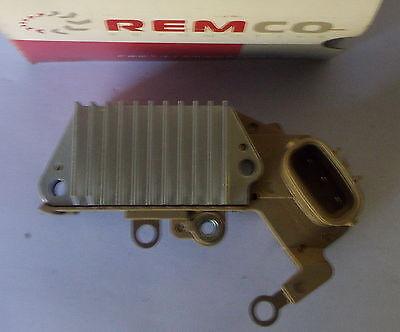 REMCO ALTERNATOR REGULATOR 12V CATERPILLAR YANMAR P/IG/L 63.5MM MTG (062-13-449)