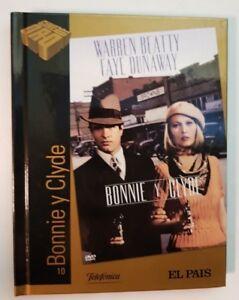 PELICULA-DVD-LIBRO-BONNIE-Y-CLYDE