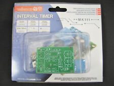 velleman mk111 interval timer kit for sale online ebayinterval timer w relay diy soldering mini kit project velleman mk111