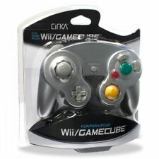 (silver) Controller for Nintendo Wii/gamecube With a Guarantee
