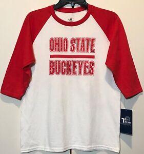 Ohio Kids T-Shirt Red