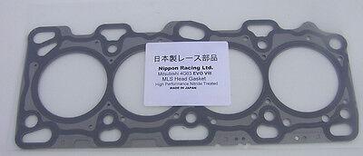 NIPPON RACING JDM DSM MLS EXHAUST GASKET 4G63T 4G63 TURBO 14B 16G