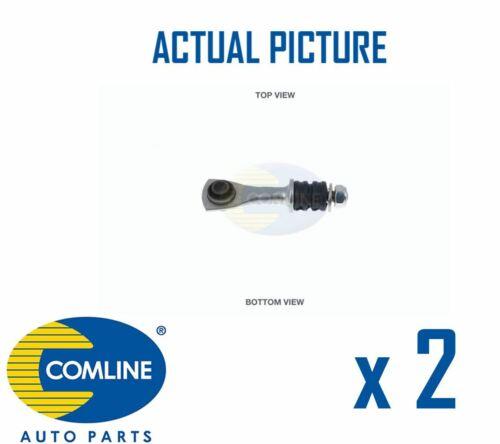 2 x REAR DROP LINK ANTI ROLL BAR PAIR COMLINE OE REPLACEMENT CSL7023