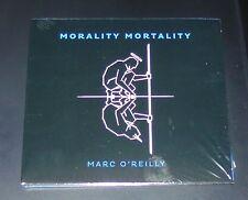MARC O´REILLY MORAITY MORTALITY LIMITED DIGIPAK EDITION CD SCHNELLER VERSAND NEU