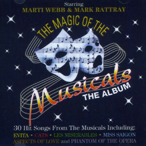 Various-Artists-Magic-of-the-Musical-CD-2003-Expertly-Refurbished-Product