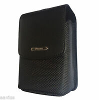 Canon Psc-3300 Deluxe Soft Protective Leather Carrying Case For Digital Cameras