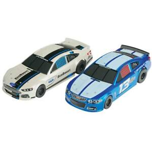 NEW AFX 21026 AFX Stocker Two Pack MG+ HO Scale Slot Car FREE US SHIP