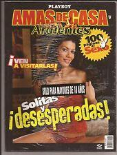 PLAYBOY VENEZUELA AMAS DE CASA ARDIENTES VISITALAS SPECIAL EDITION