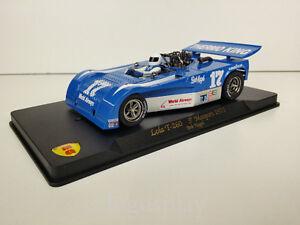 Slot Car Scx Scalextric Vaincre Mg Ca13 Lola T-260 3e Année 1973 Bob Nagel