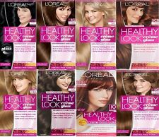 Item 2 L Oreal Paris Healthy Look Creme Gloss Haircolor Choose Your Color