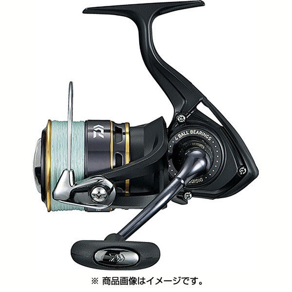 Daiwa 16 REGAL with PE 2508-H Spinning Reel New