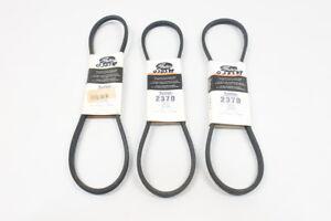 D/&D PowerDrive 3V370 V Belt  3//8 x 37in  Vbelt